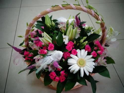 Губка флористическая OASIS - «Весна - пора цветов, ароматов 48